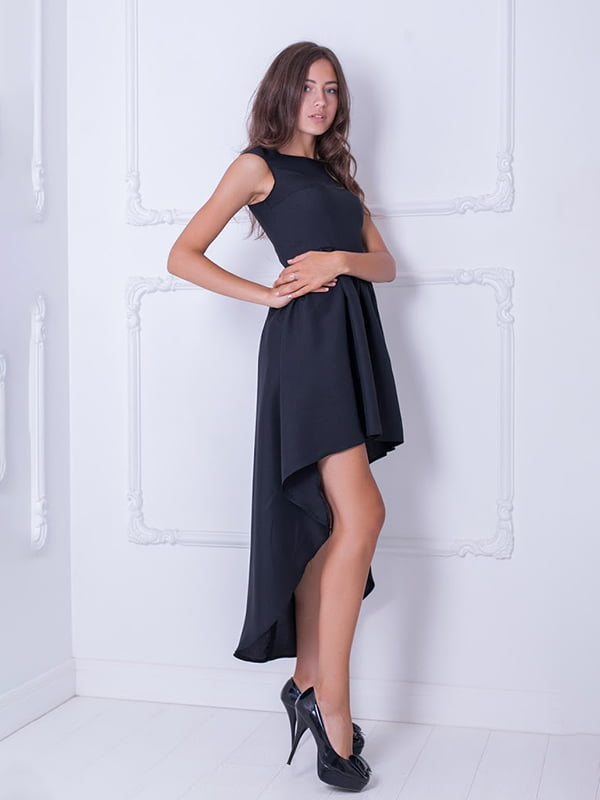 Платье черное | 5036266