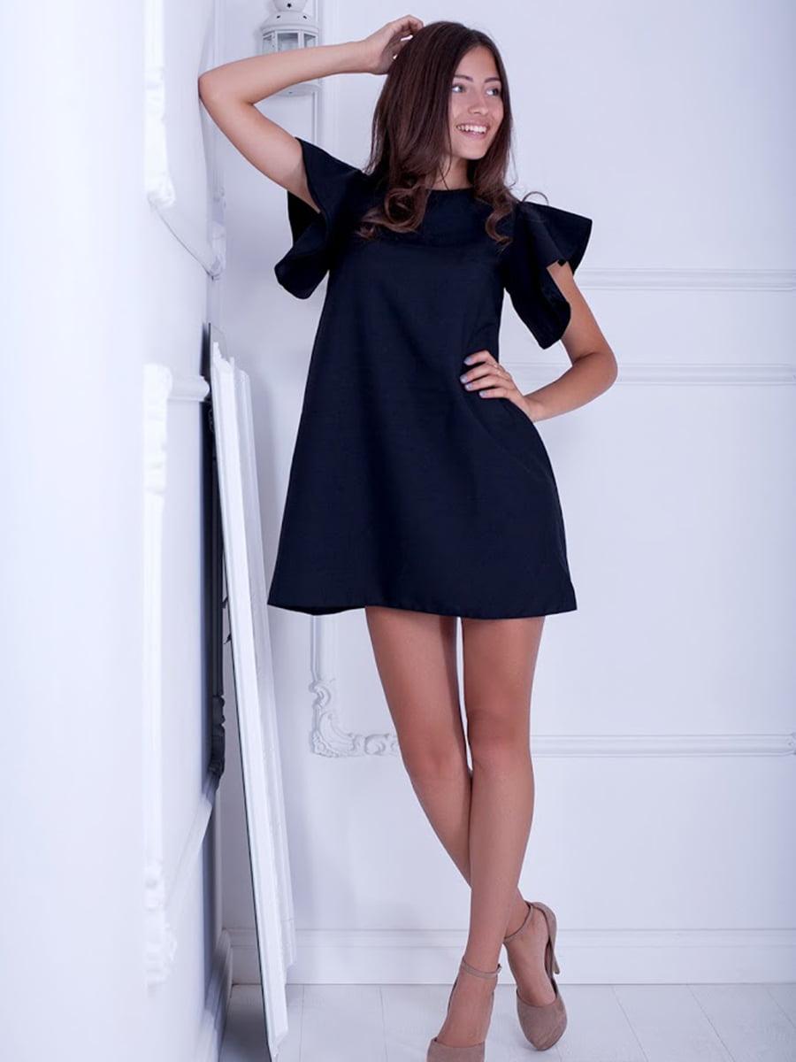 Платье черное   5036291