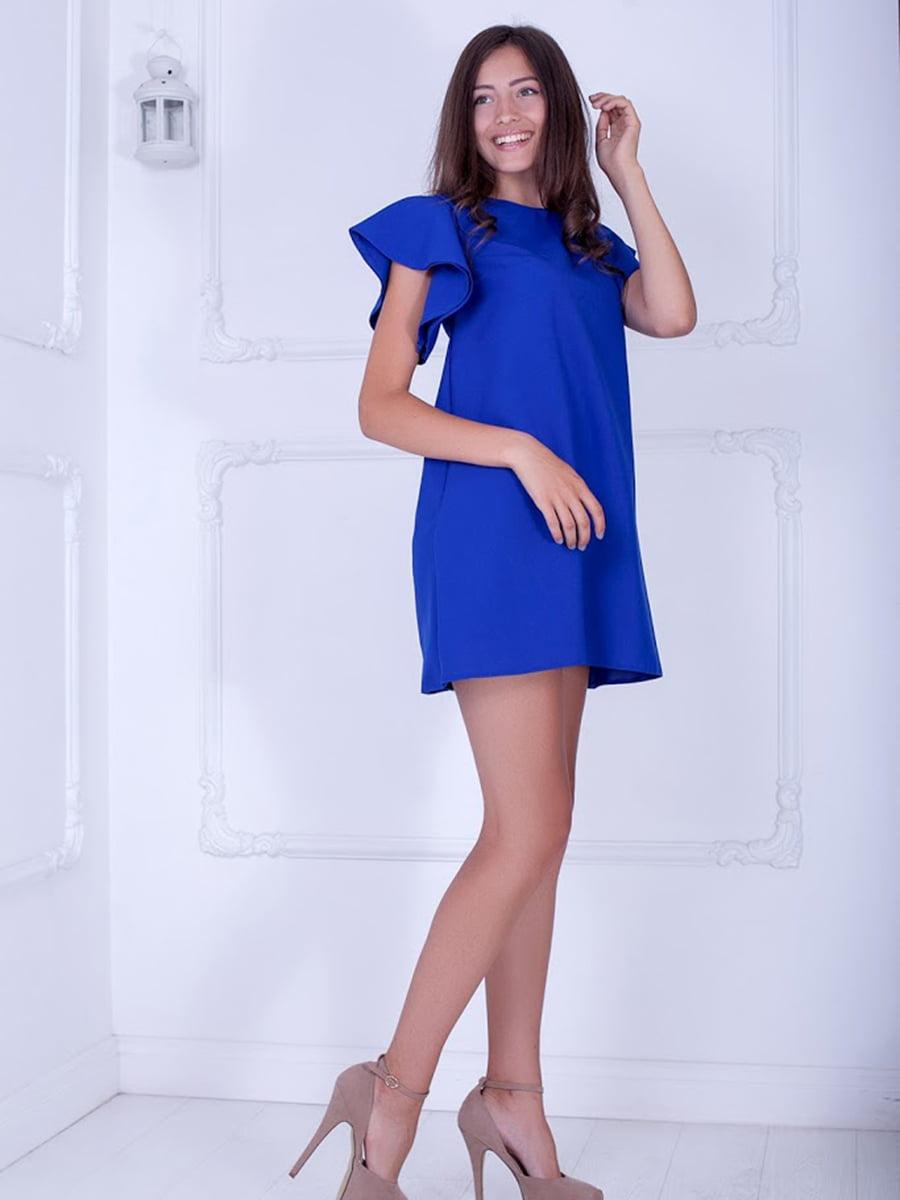 Платье синее | 5036293