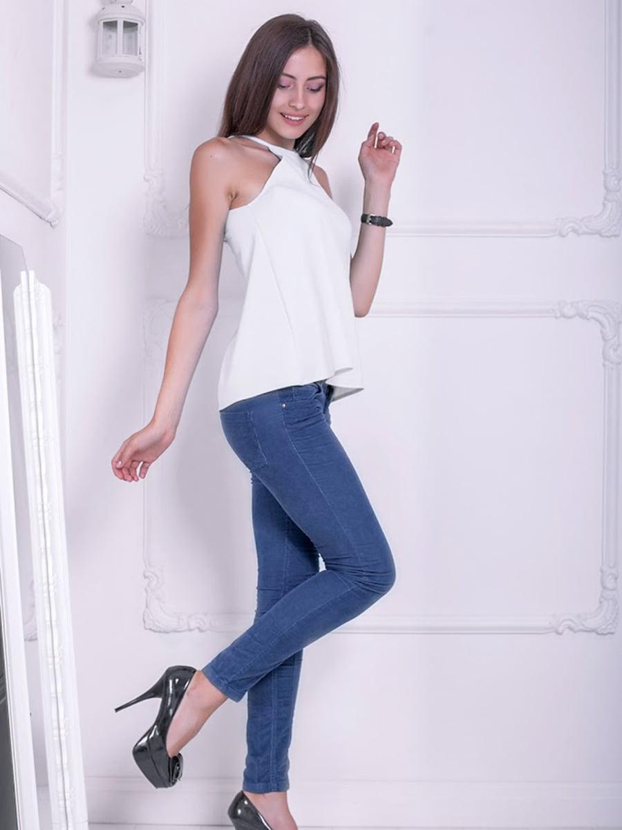 Блуза белая | 5036318