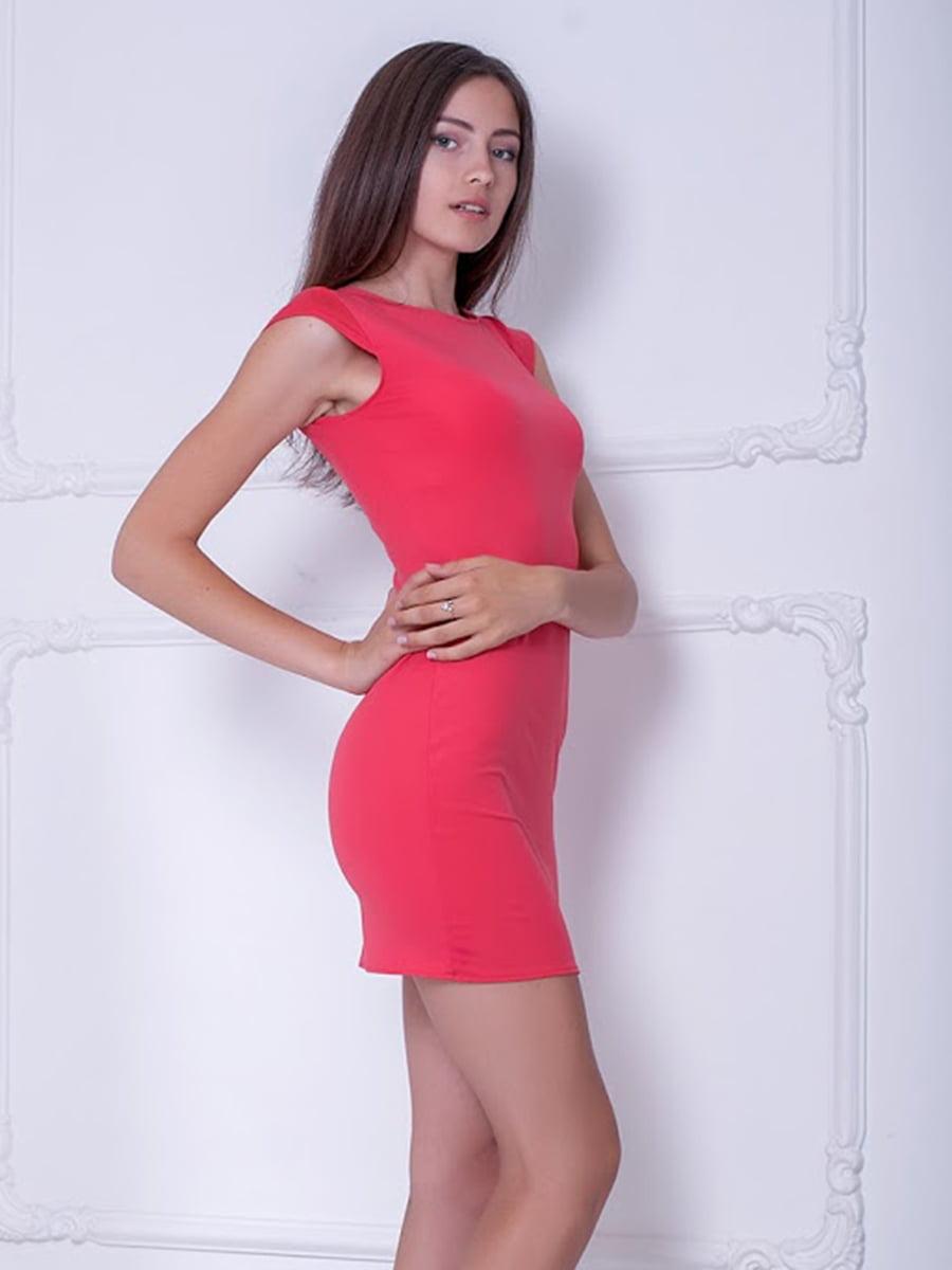Платье розовое | 5036330