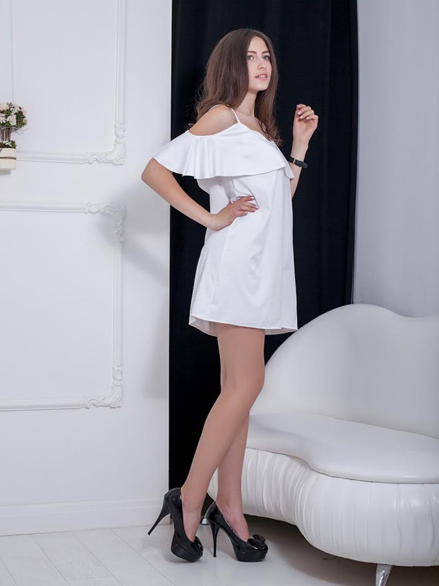 Платье белое   5036379