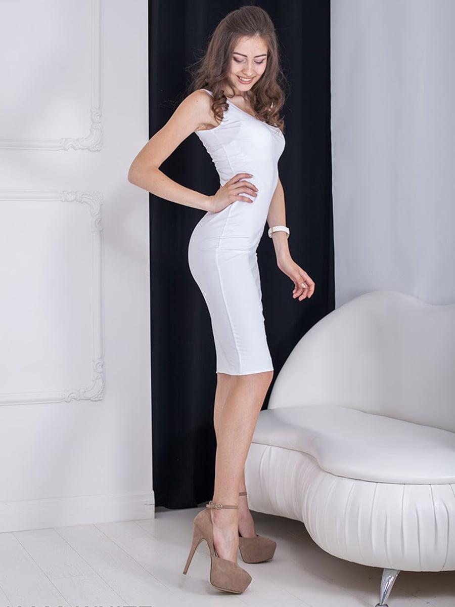 Платье белое | 5036412
