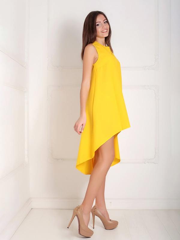 Платье желтое | 5036437