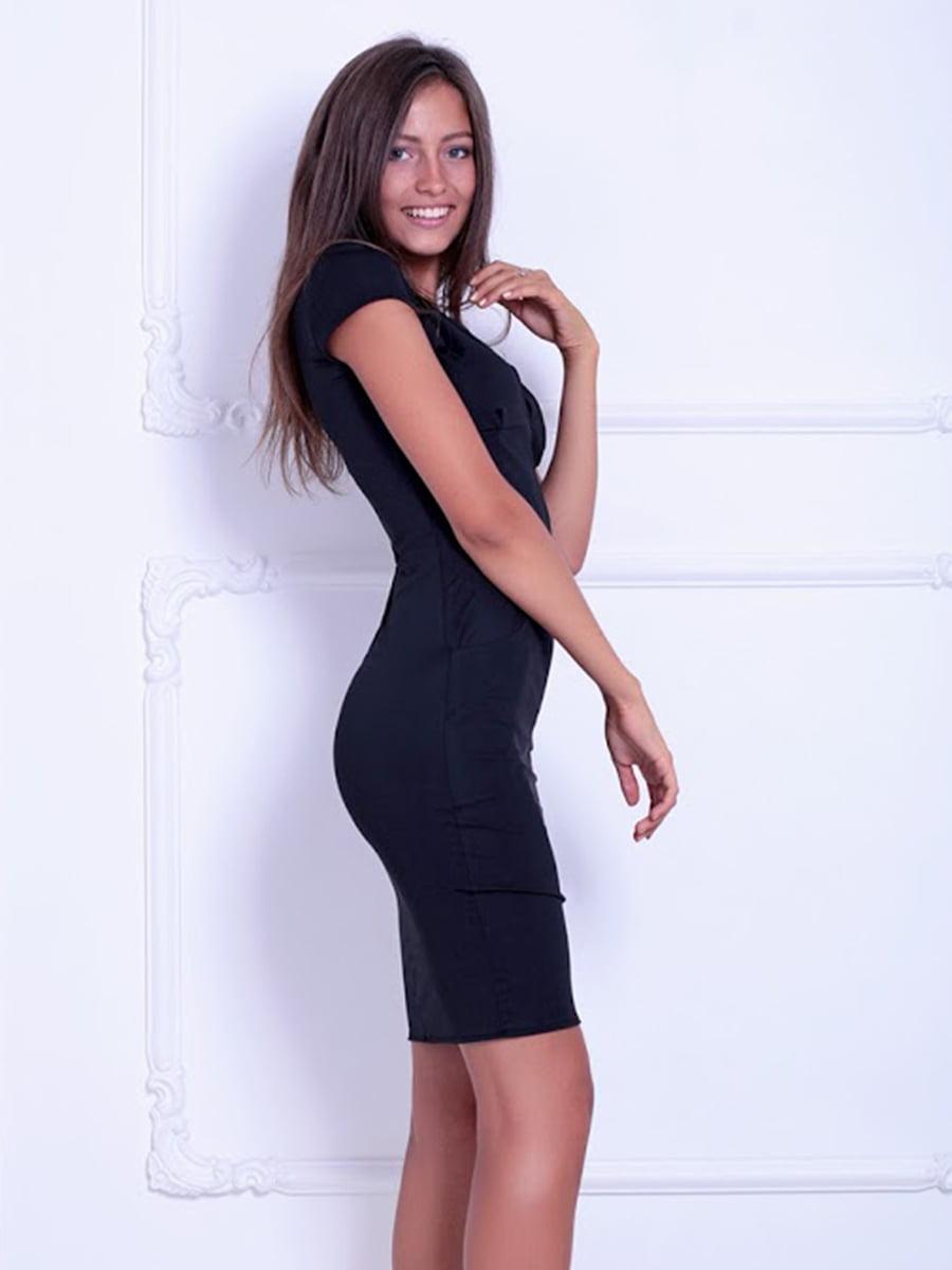 Платье черное | 5036451