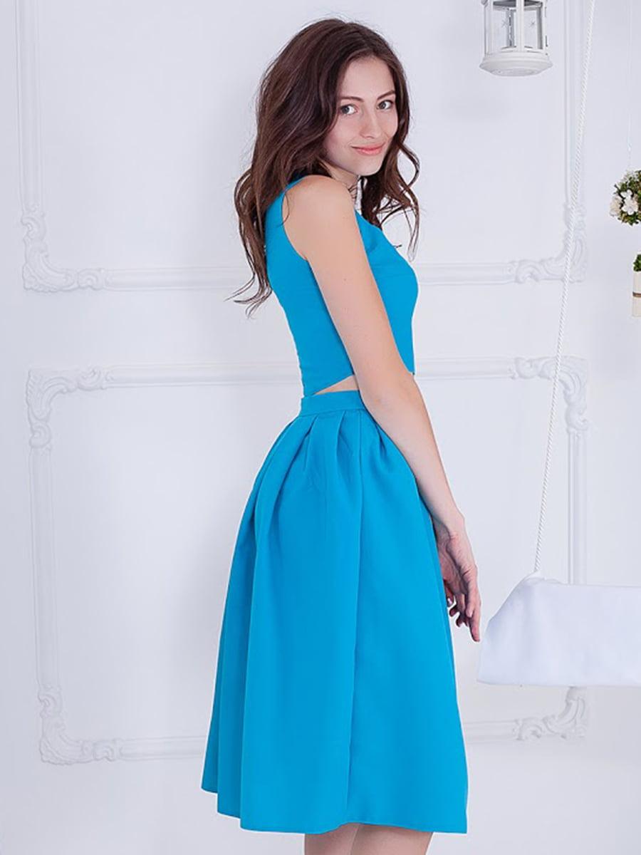 Комплект: топ и юбка | 5036455