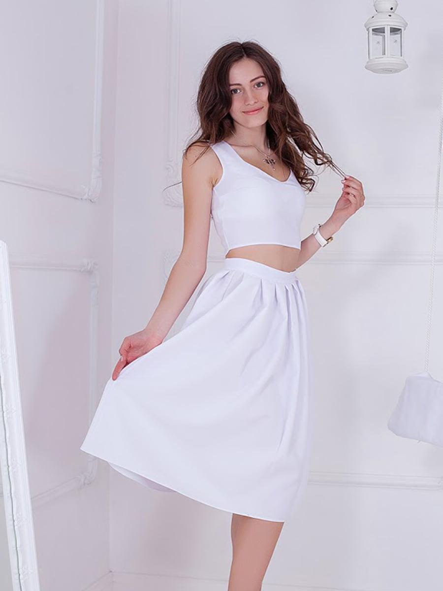 Комплект: топ и юбка | 5036459