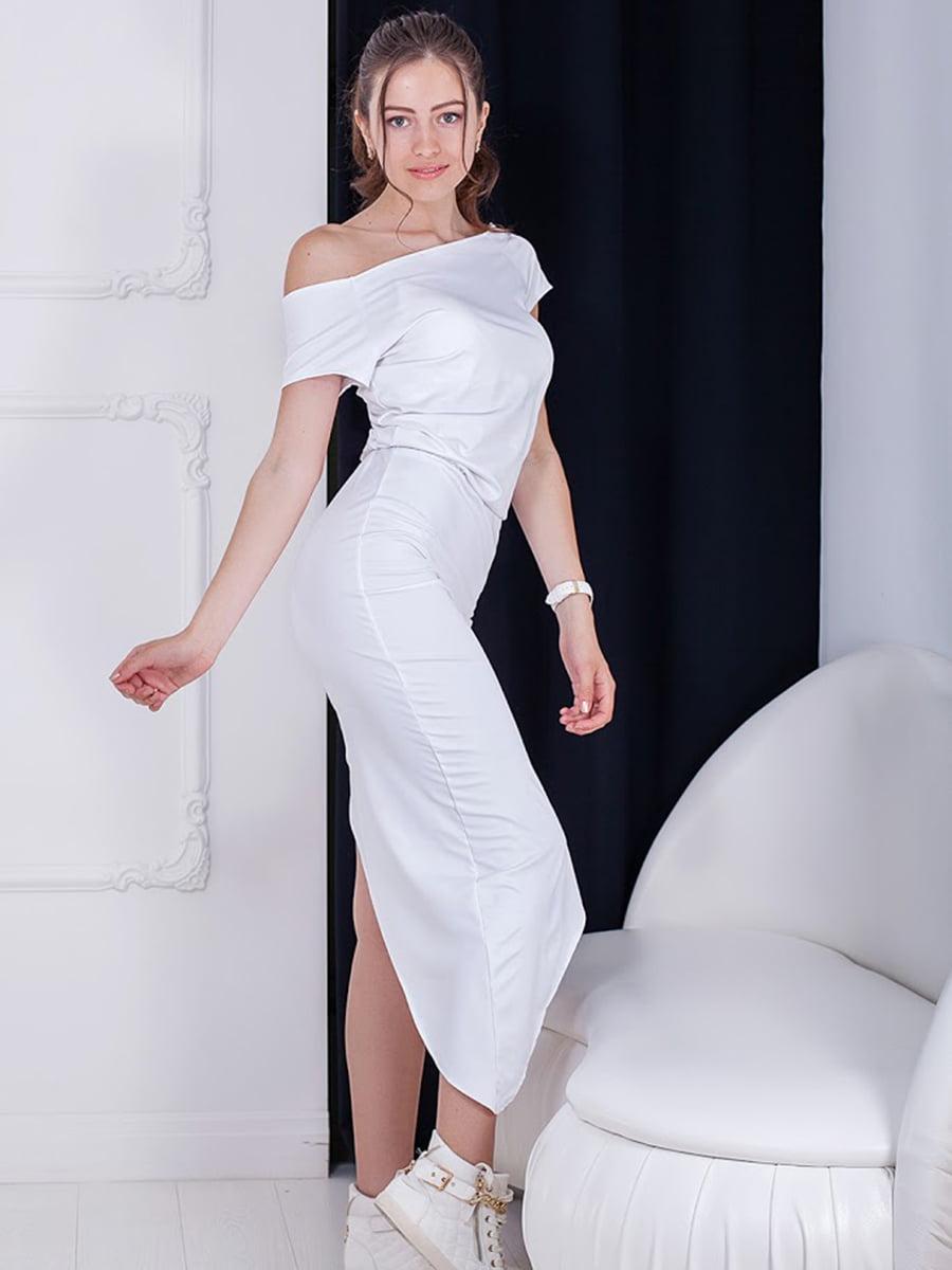 Платье белое | 5036478