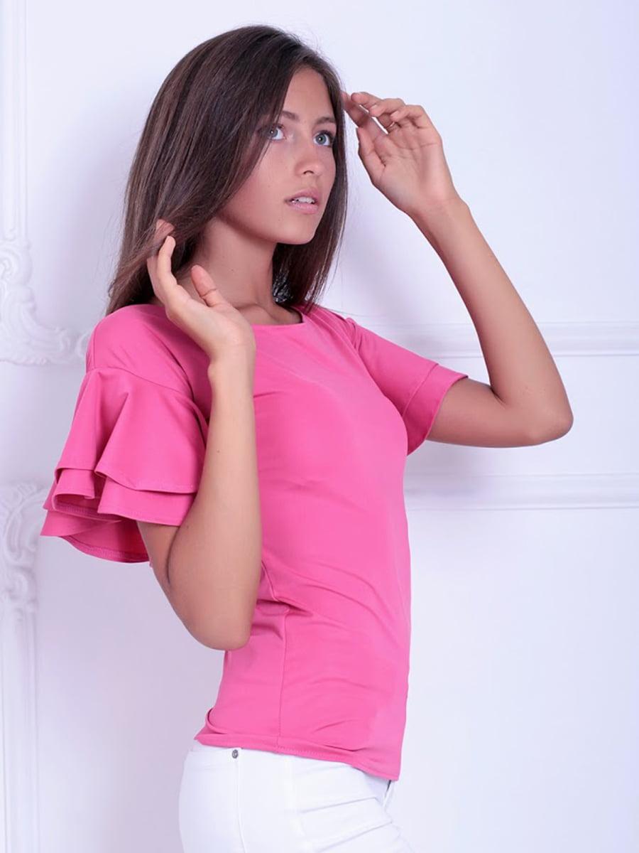 Блуза розовая | 5036482