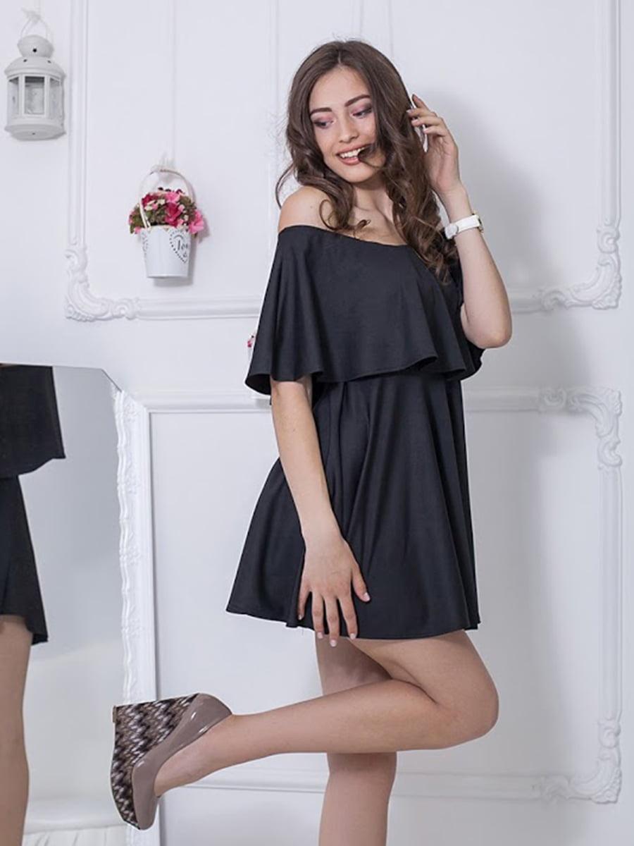 Платье черное | 5036508