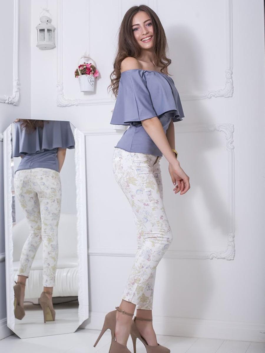 Блуза серая | 5036513