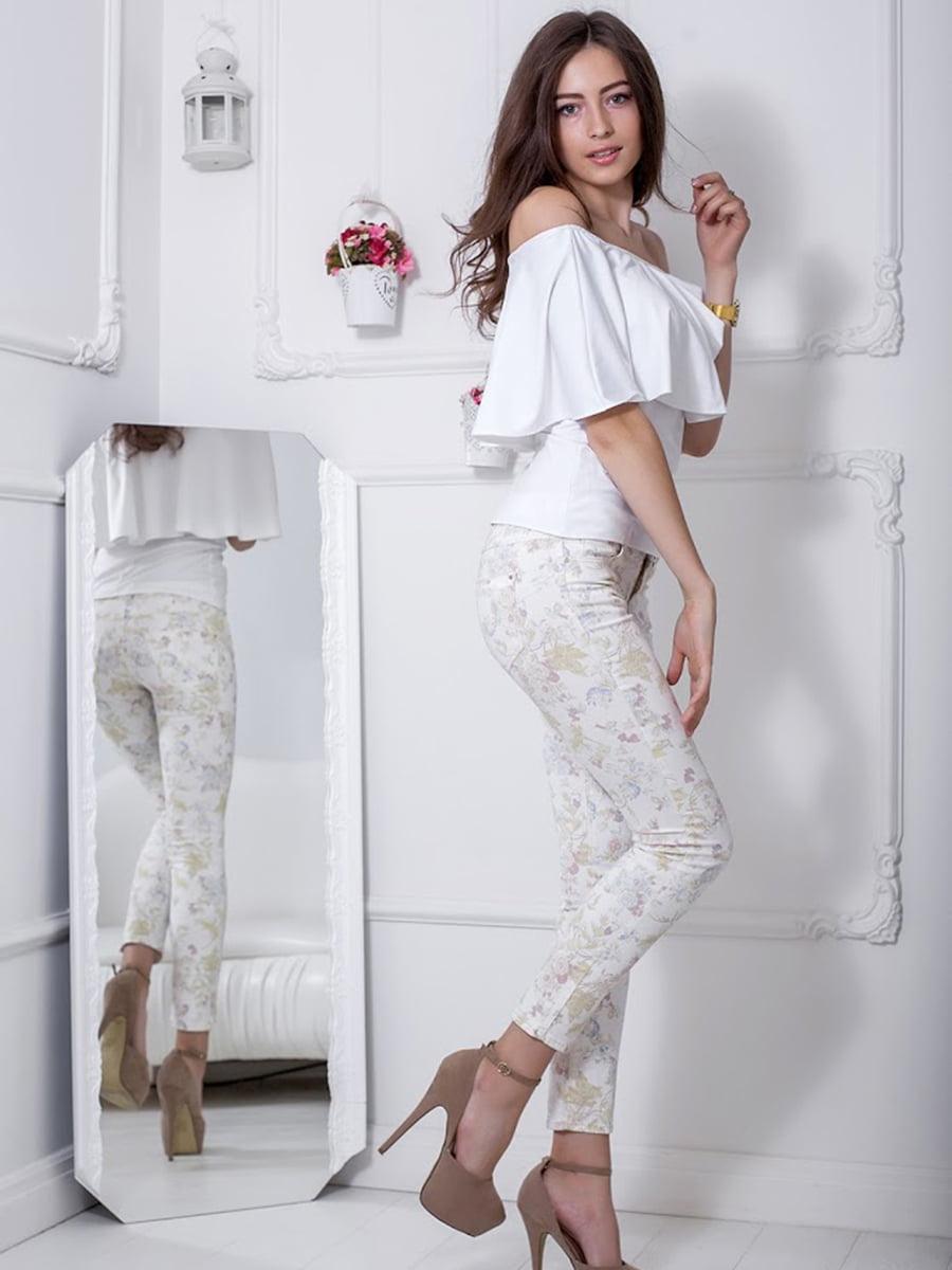 Блуза белая | 5036514