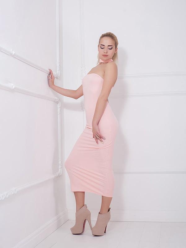 Платье розовое | 5036516