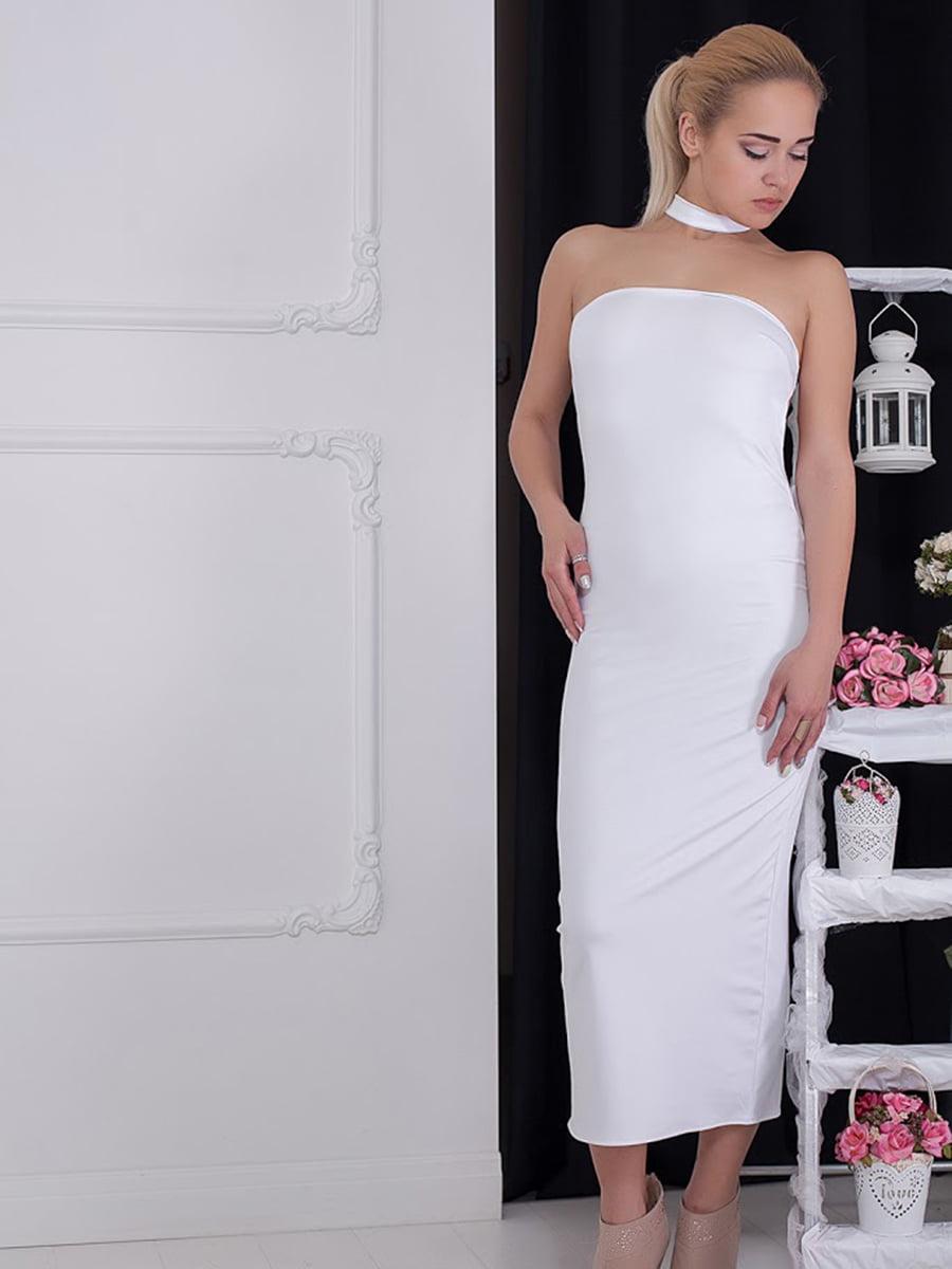 Платье белое | 5036521