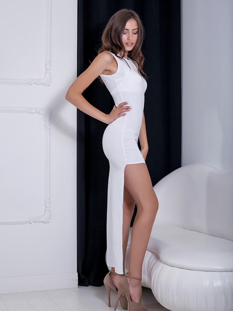 Платье белое | 5036549