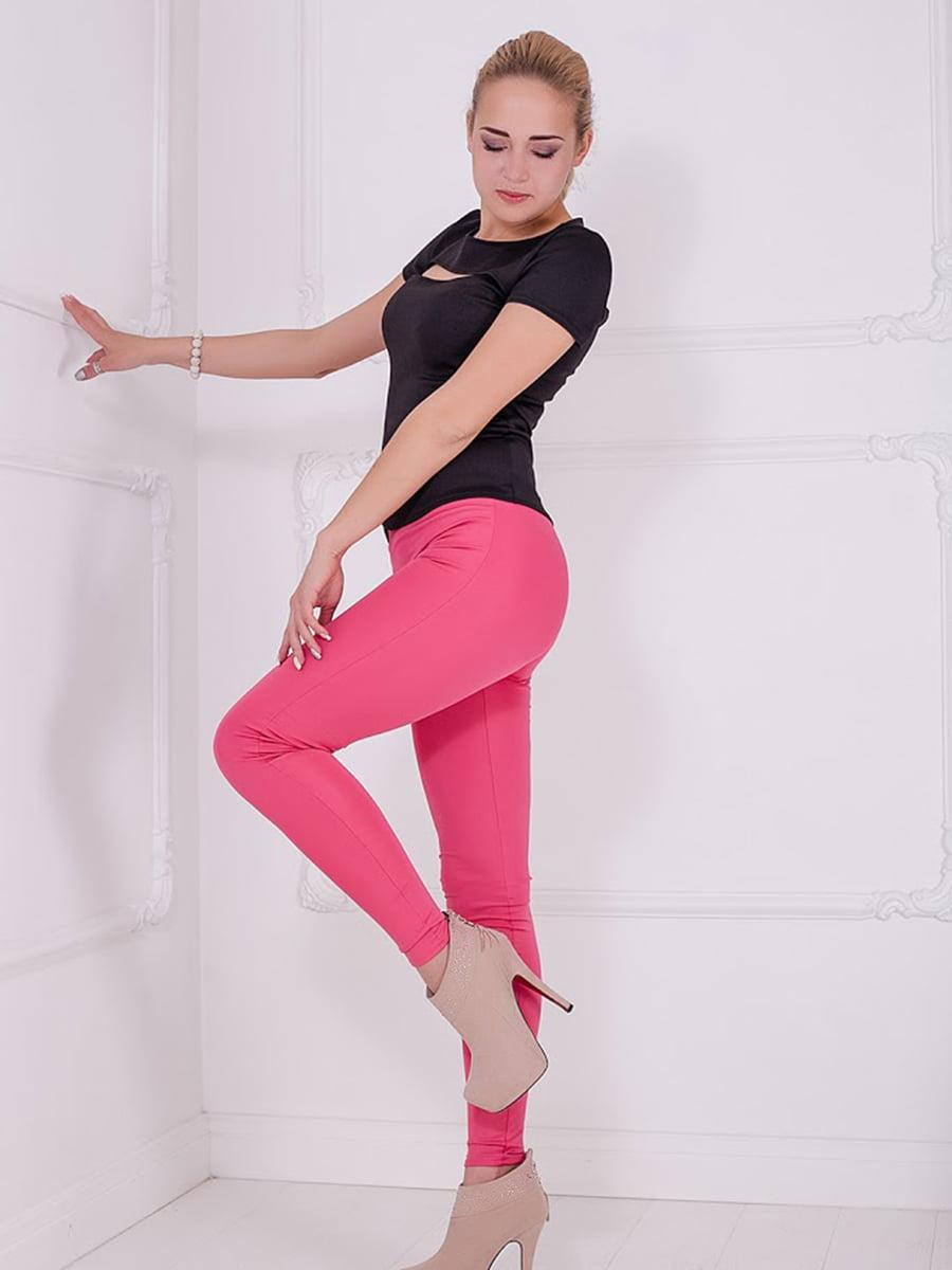 Леггинсы розовые | 5036565
