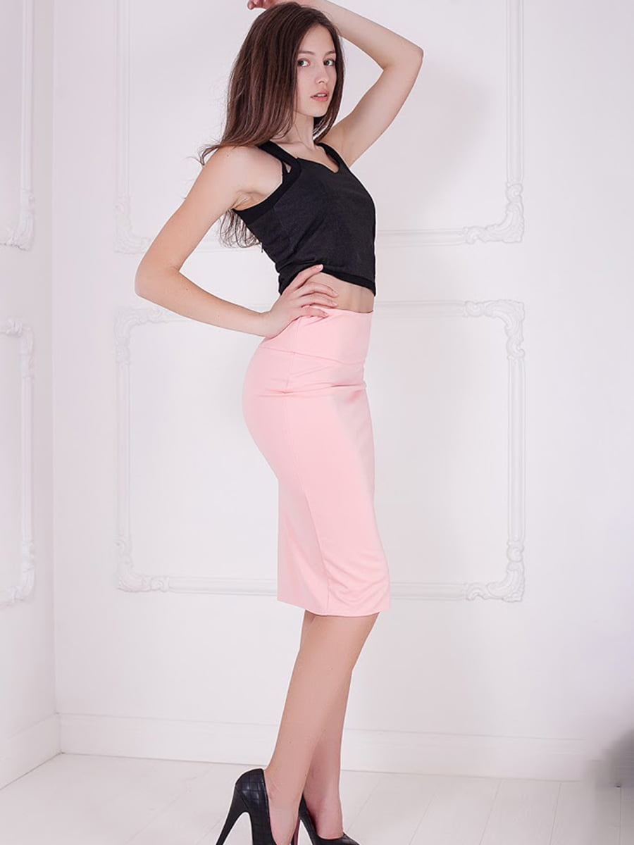 Юбка розовая | 5036581