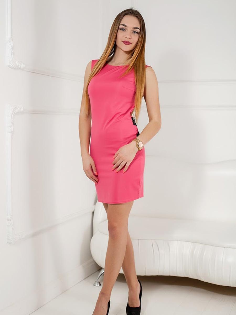 Платье розовое | 5036626
