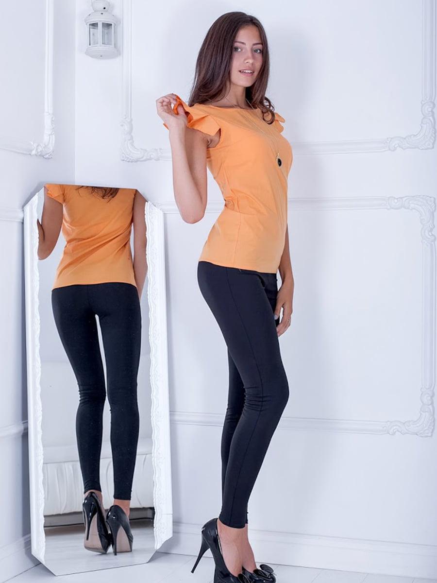 Блуза оранжевая | 5036644
