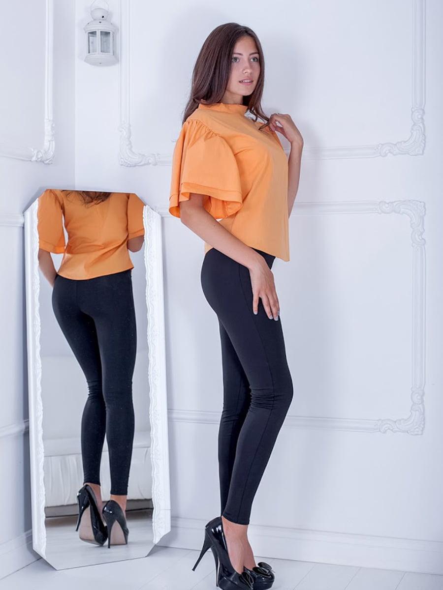 Блуза оранжевая   5036645