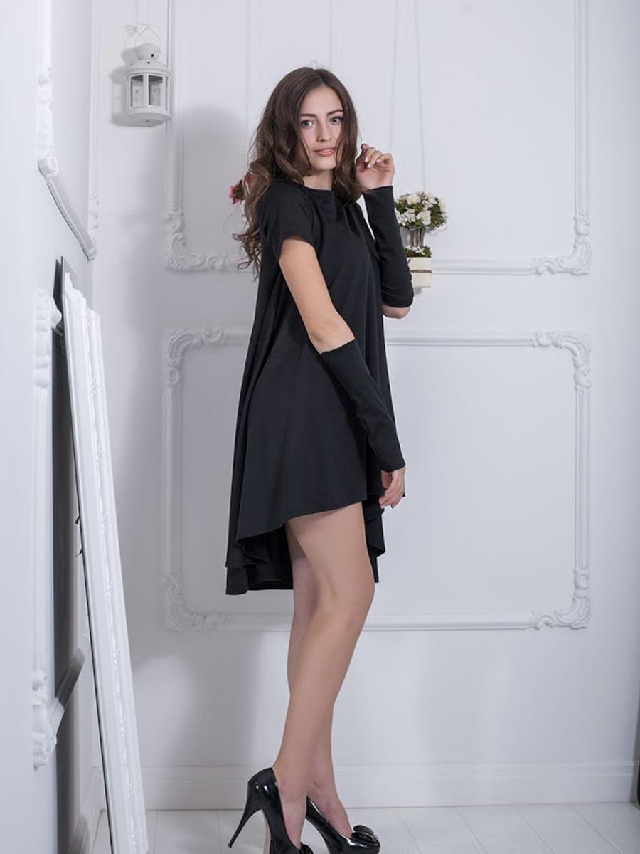 Платье черное | 5036703