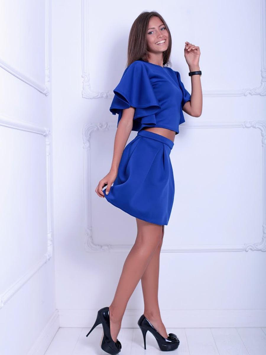 Комплект: блуза и юбка | 5036704