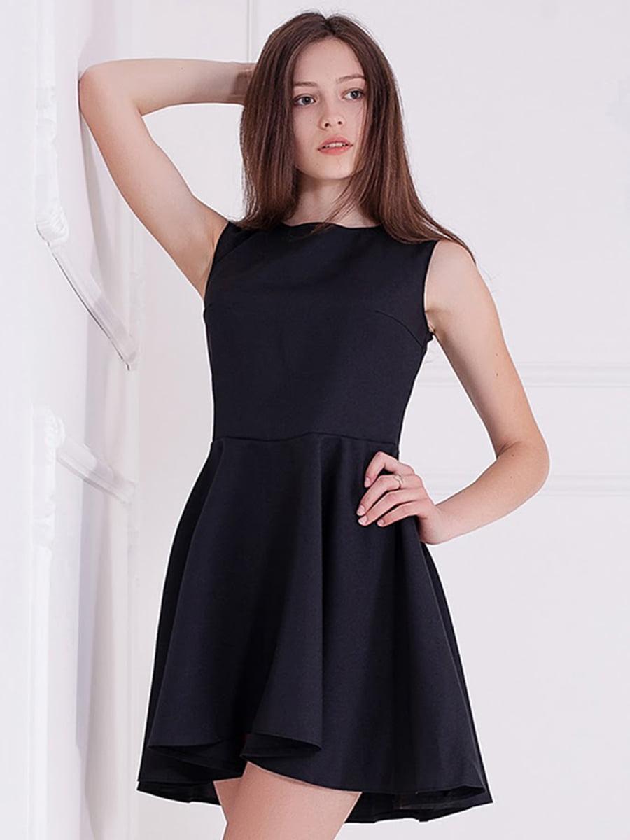Платье черное   5036747