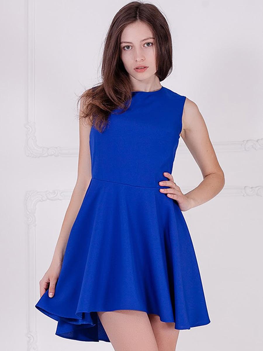 Платье синее | 5036749
