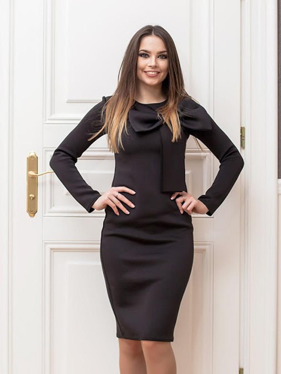 Платье черное   5036781