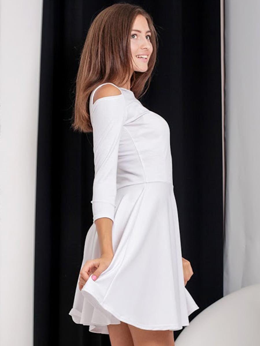 Платье белое | 5036899