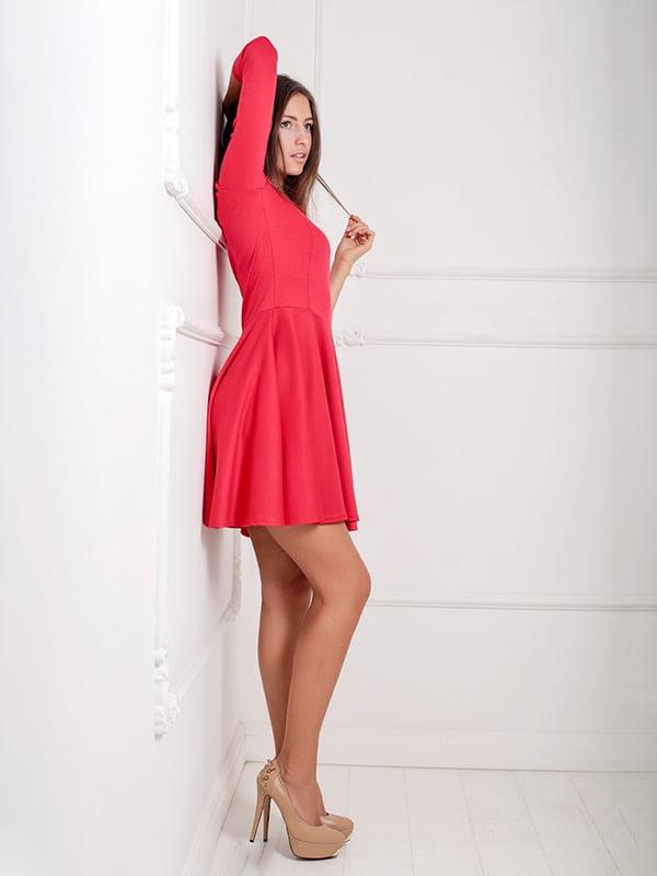 Платье красное | 5036900