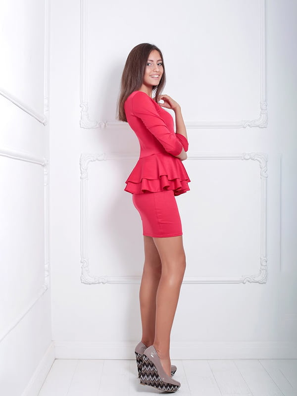 Платье красное | 5036926