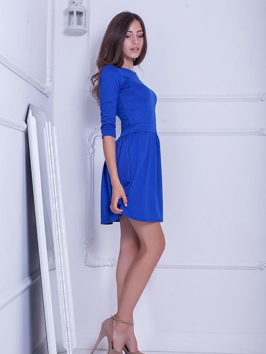 Платье синее | 5036959