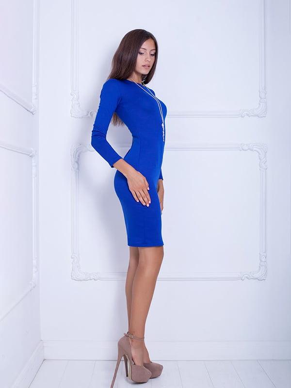 Платье синее | 5036962