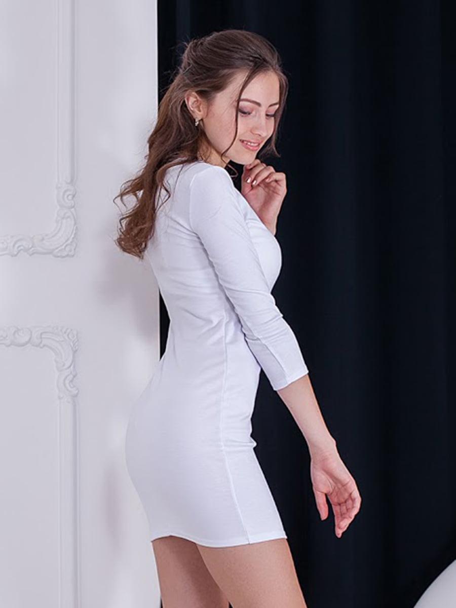 Платье белое | 5036976