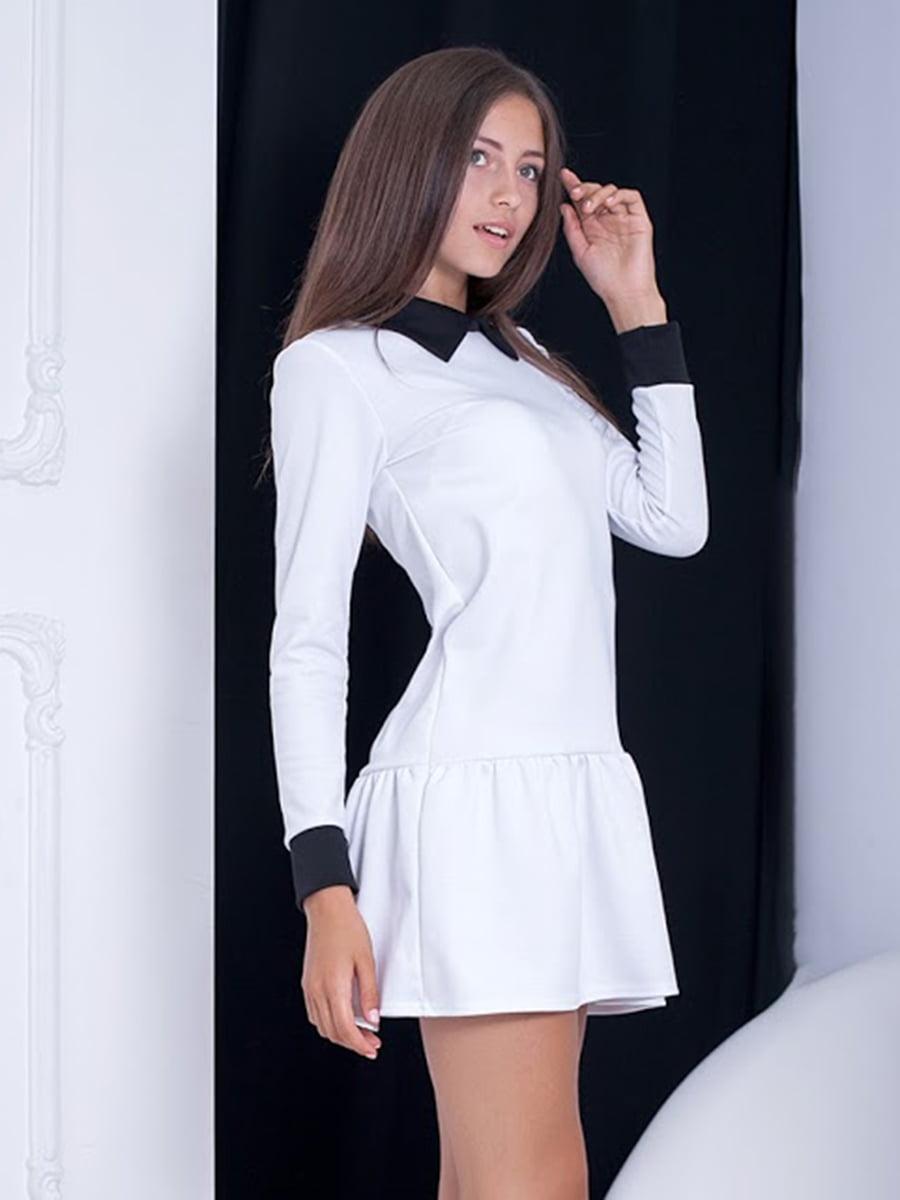 Платье белое | 5036984
