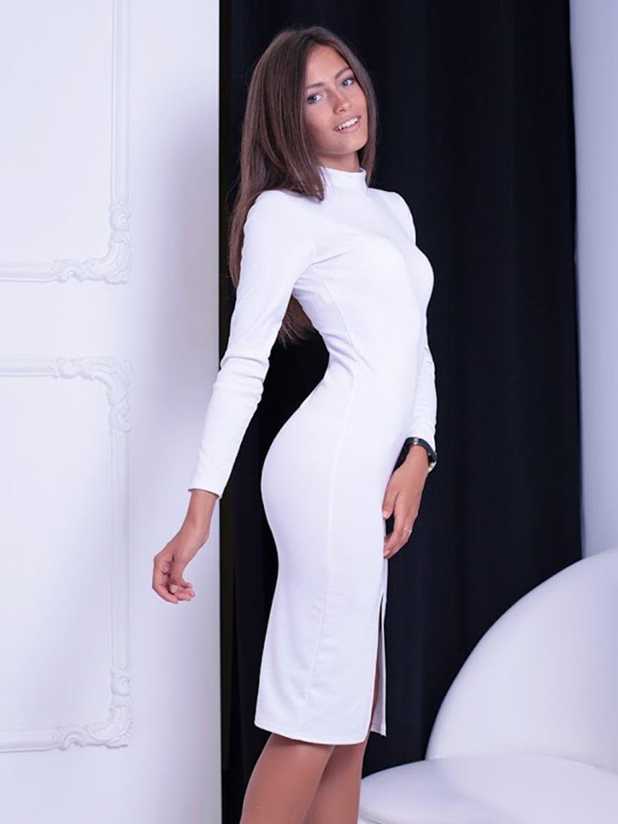Платье белое   5037003