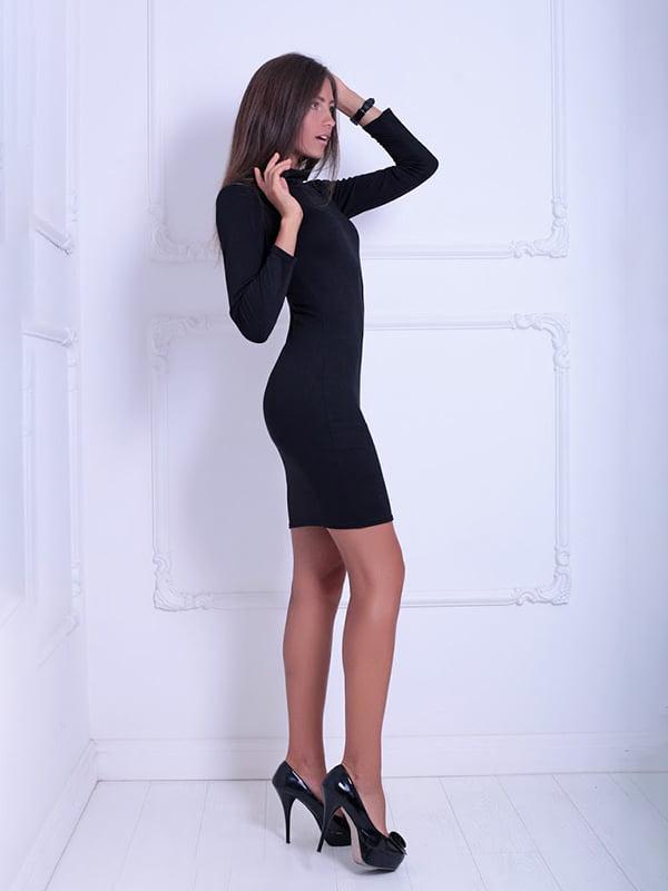 Платье черное | 5037009