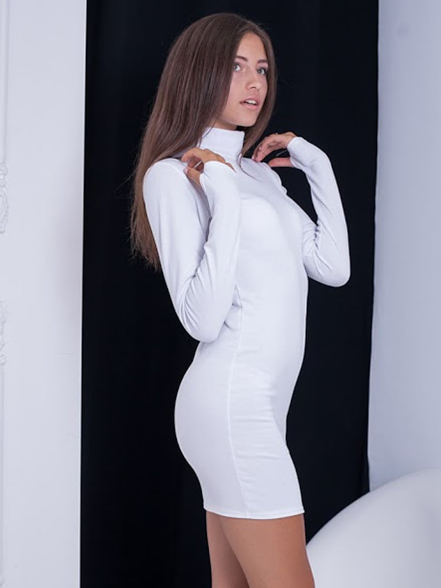 Платье белое | 5037014