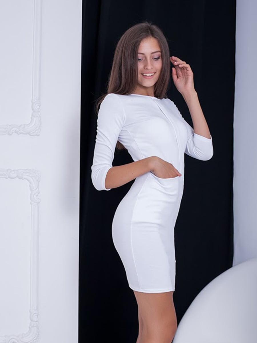 Платье белое | 5037019