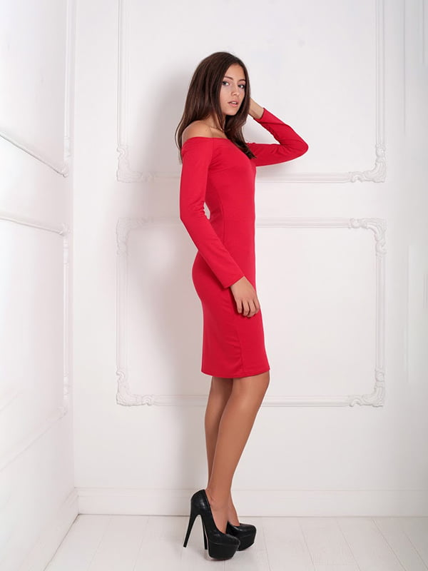Платье красное | 5037066