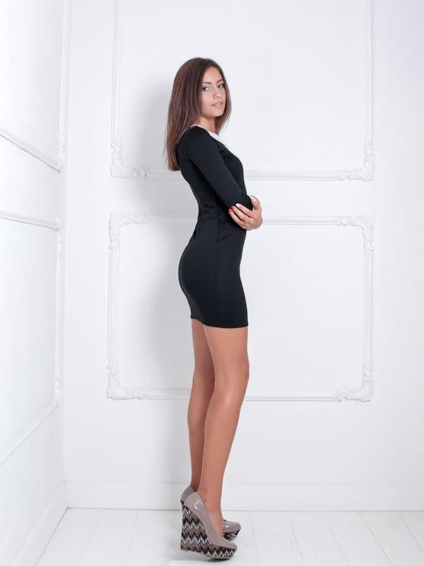 Платье черное | 5037080