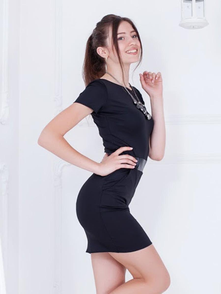 Платье черное | 5037114
