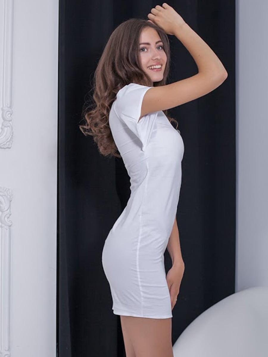 Платье белое | 5037131