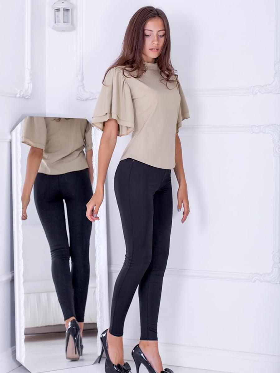 Блуза бежевая | 5037162