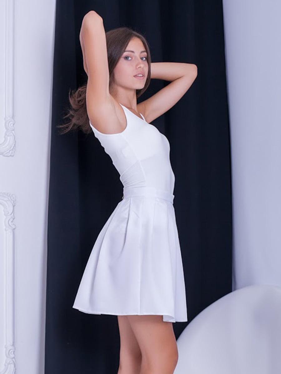 Юбка белая | 5037171