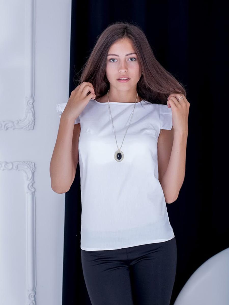 Блуза белая | 5037200 | фото 3