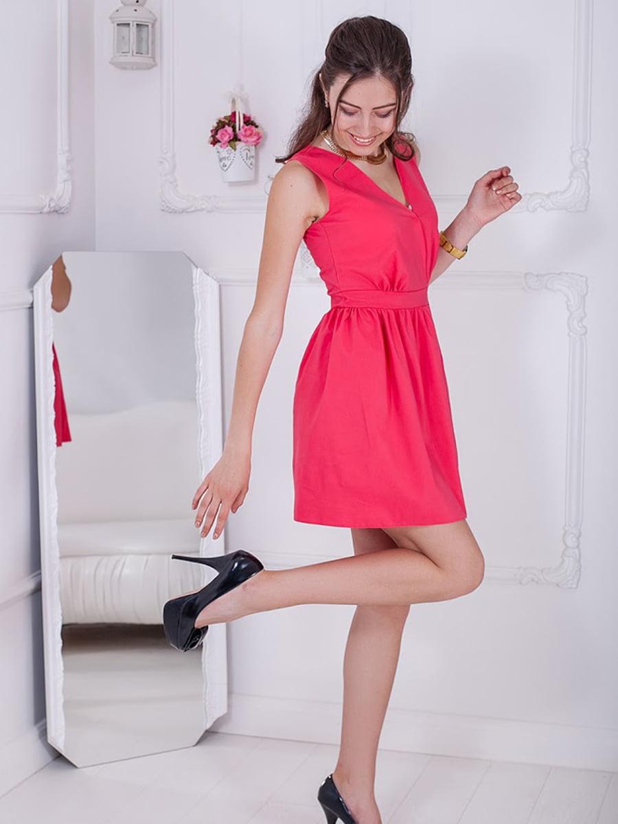 Платье персикового цвета | 5037222