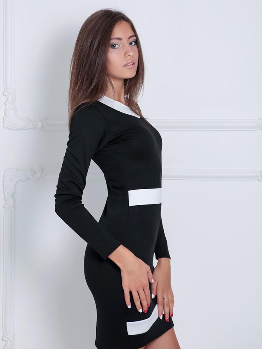 Платье черное | 5037308