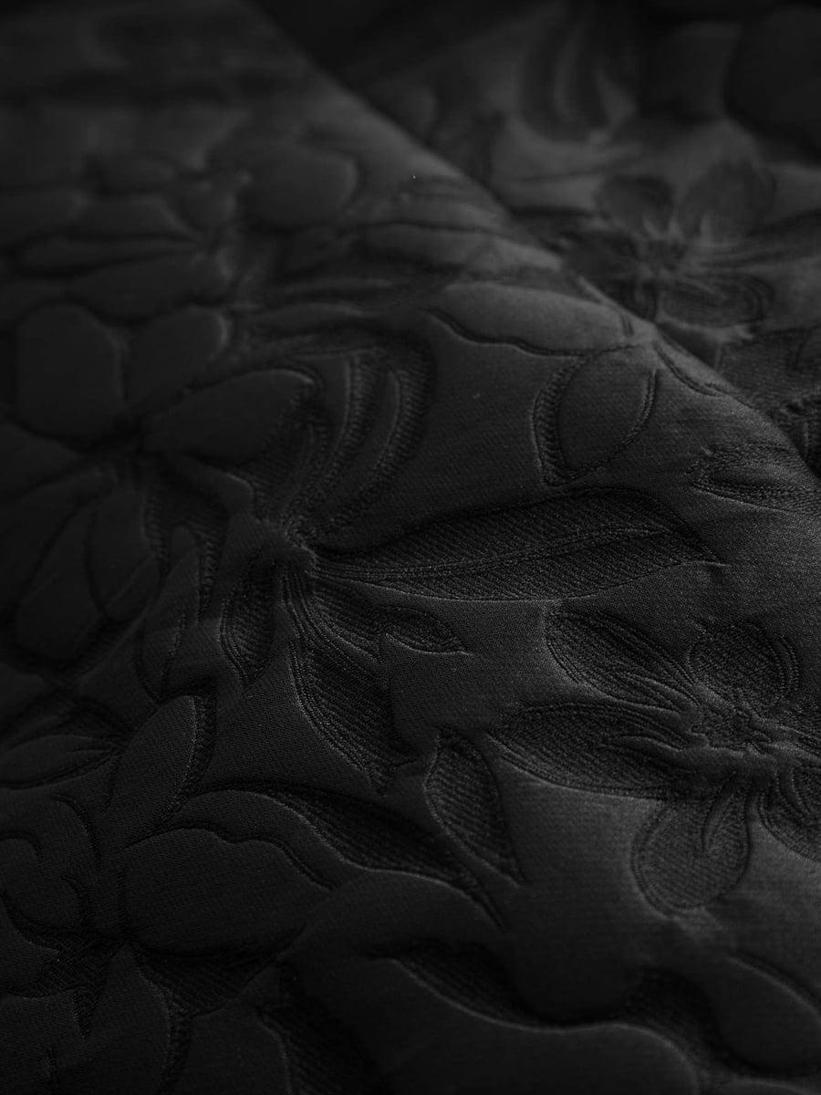 Платье черное | 4876412 | фото 7